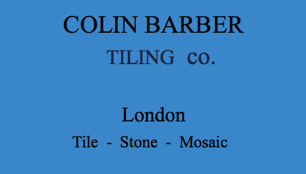 Colin Barber Tiling