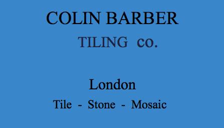 Colin Barber Tiling
