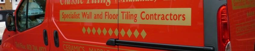 Classic Tiling (Midlands) Ltd