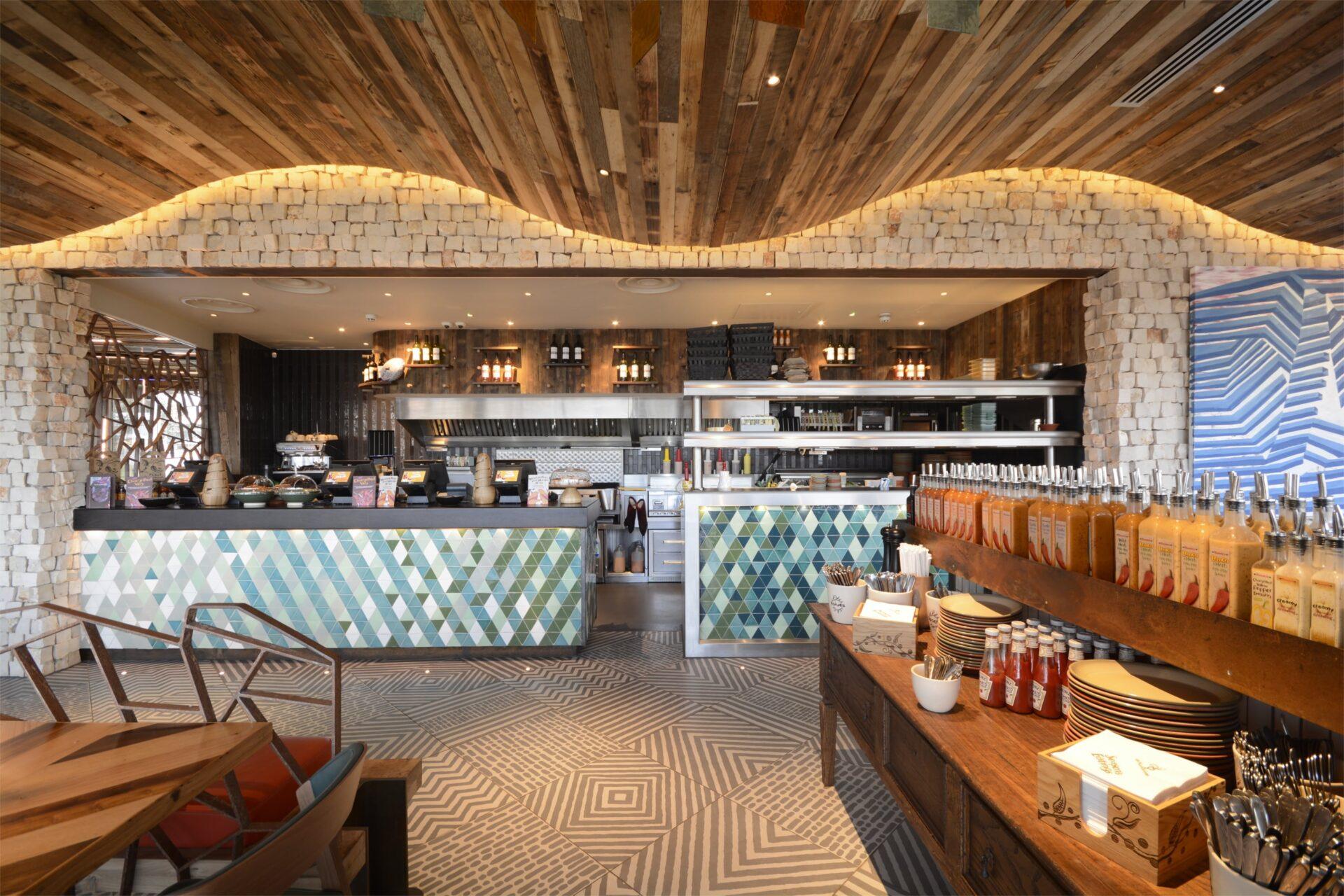 Nandos restaurant rugby the tile association