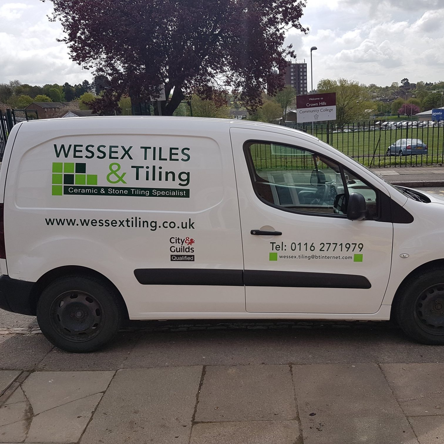 Wessex Tiles and Tiling