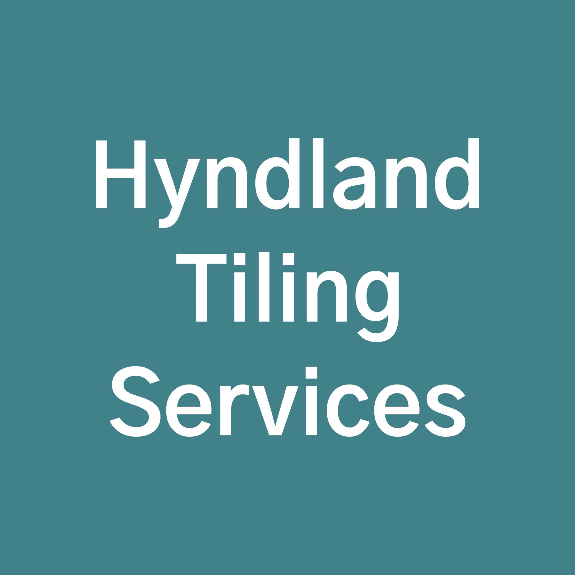 Hyndland Tiling Services